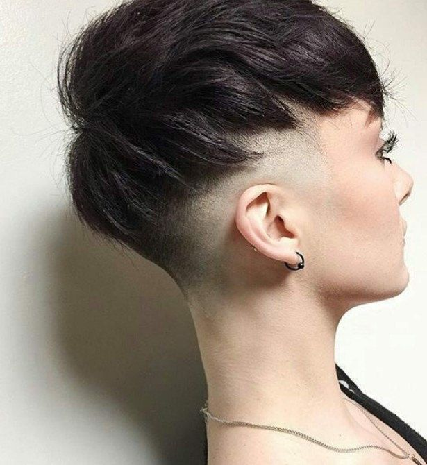 women short haircut pictures best 25 undercut hair ideas on 4039 | eddcd604d5dc63b4039c8c5beb6e72b0
