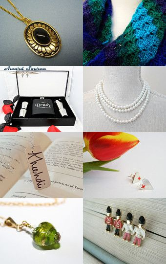 Valentine gifts by Taras on Etsy--Pinned with TreasuryPin.com