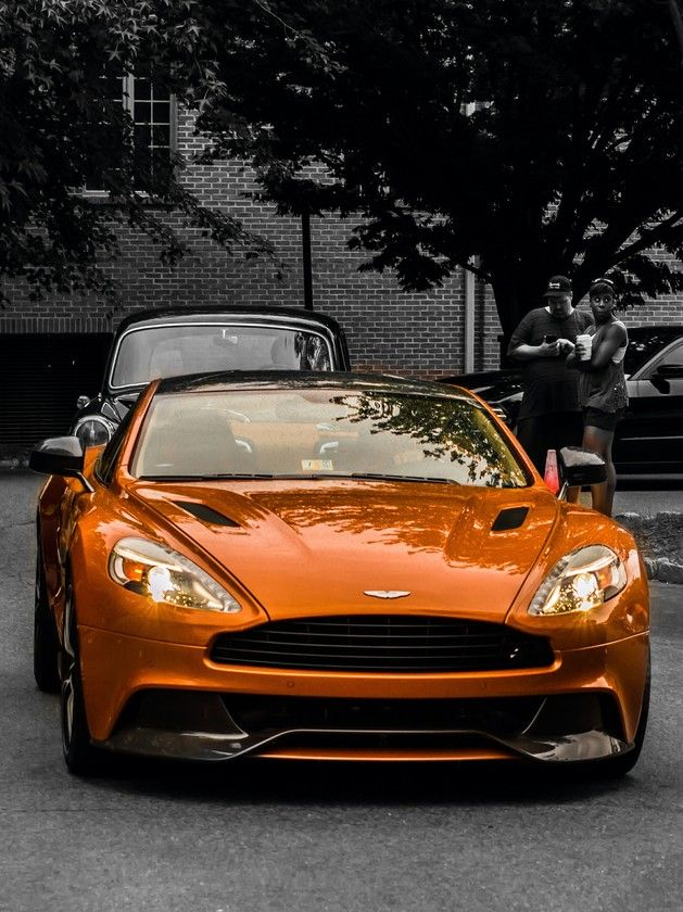Aston Martin Vanquish ;-)~❤~