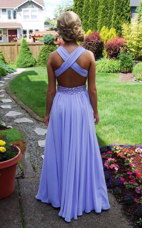 the backless purple bridesmaid dress is best for your wedding