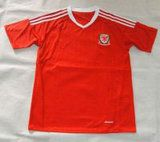 Wales National Team Euro 2016 Home Soccer Jersey