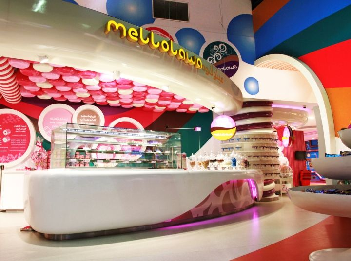 Described As One Of The Largest Candy Stores In World Candylawa Opened Recently Panorama Mall Riyadh Saudi Arabia Pronounced Candylo