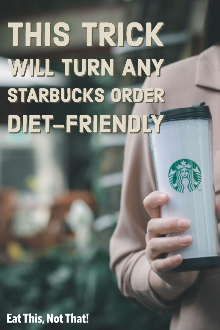 7 Skinny Starbucks Hacks You Didn't Know Existed