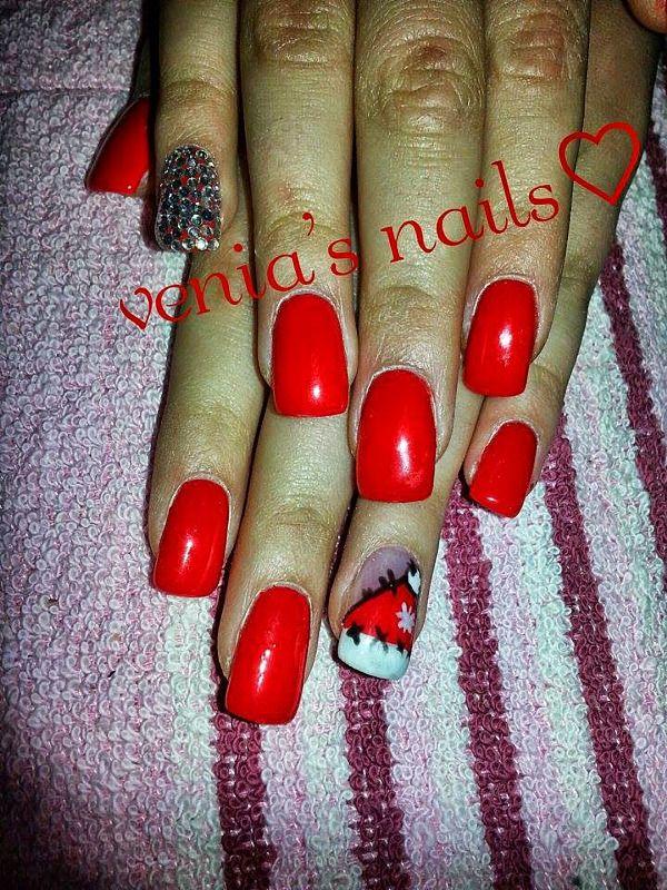 venia's nails