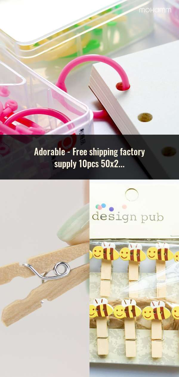 Office Binding Supplies Clips 6pcs 19 X 38mm Printed Metal Binder Clips Paper Clip Clamp Office School Binding Supplies Color Random
