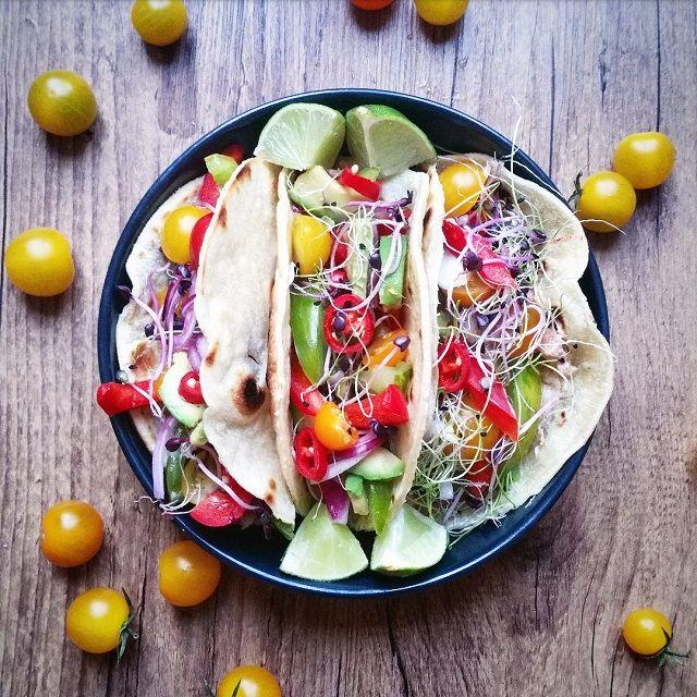 Les 25 meilleures id es concernant tacos v g tariens sur for Assaisonnement tacos maison