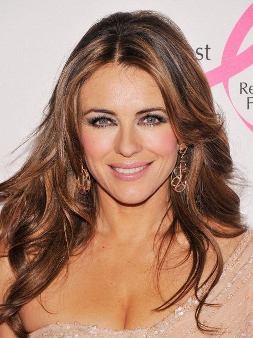 hair styles for with wavy hair 25 b 228 sta elizabeth hurley id 233 erna p 229 vintage 7007