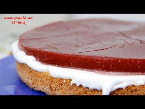 Ягодная - фруктовая начинка для торта | Наполнители для торта - YouTube