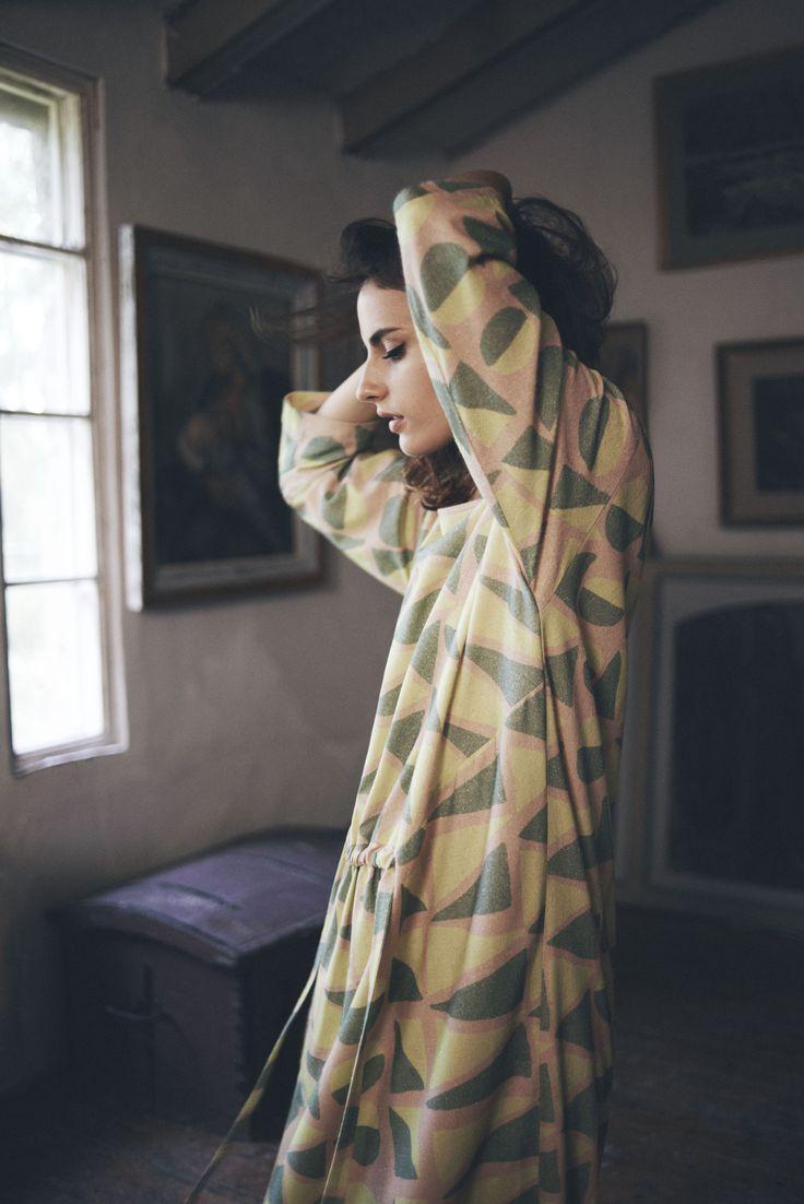 Samuji Spring Summer 2015   Photographer Niko Mitrunen. Model: Ana Kras ❤️