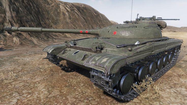 World of Tanks Object 430   10.000+ DMG - El Halluf