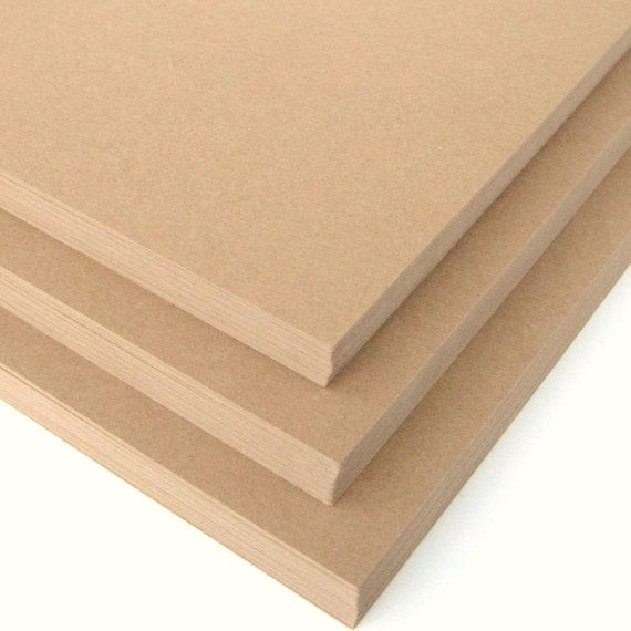 Kraft Cardstock 5 x 7 Sheets Set of 25 Wedding by StraightHome, $5.50