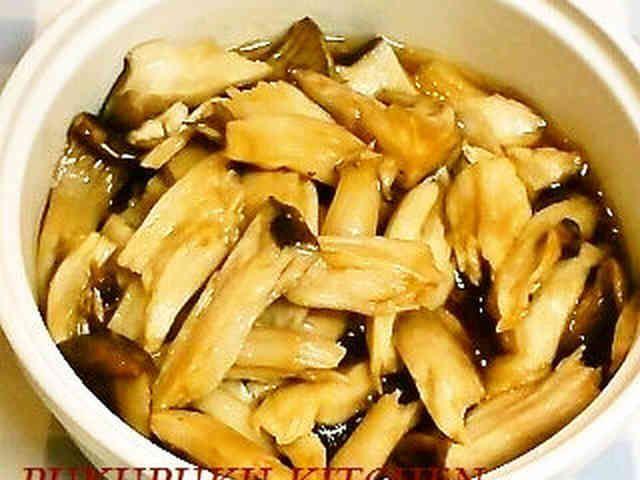 包丁いらず☆お弁当にも☆エリンギのうま煮の画像