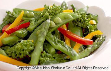 春野菜のおひたし