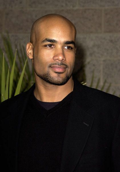 """Boris Kodjoe (1973- ) is an Austrian-American actor. He was on the American television show """"Soul Food"""". His father is from Ghana, his mother from Germany."""