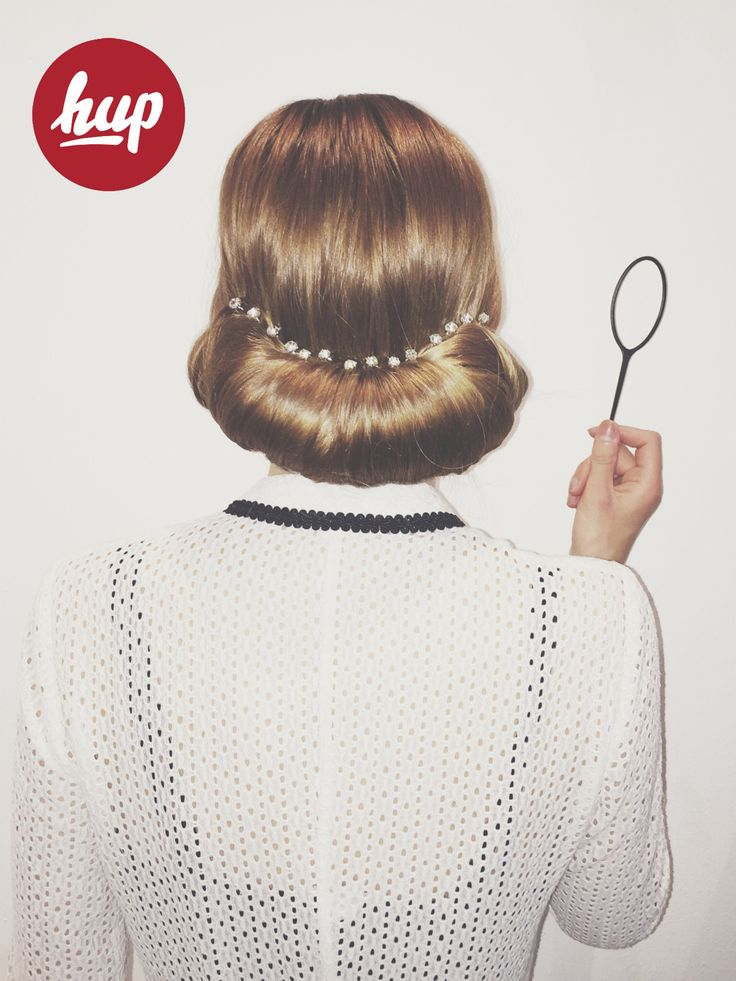 hair twist with the hup hairtool