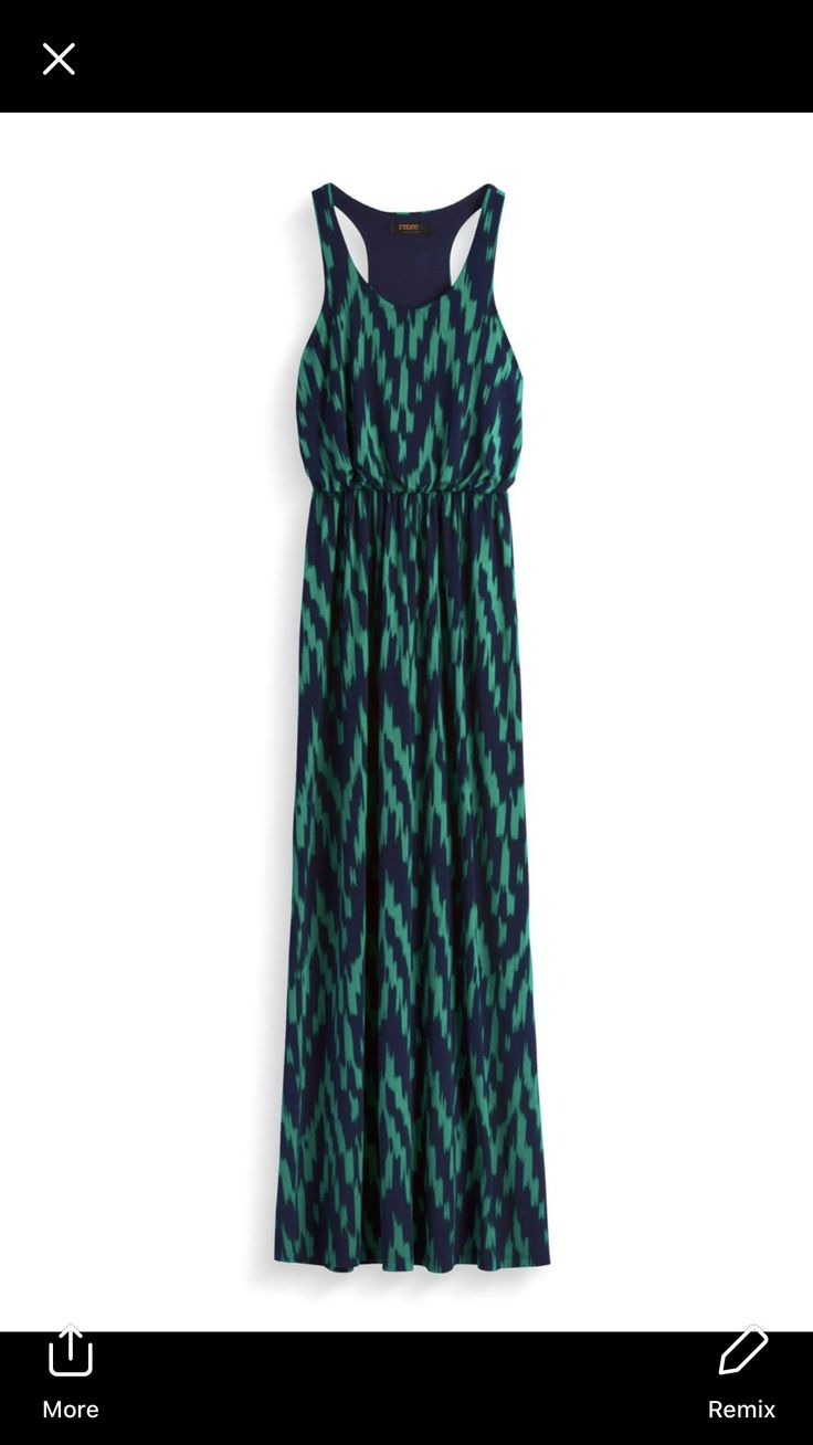 This maxi was made for me! Love the colors and fit! Would love this one! Saw it on the style shuffle quiz.