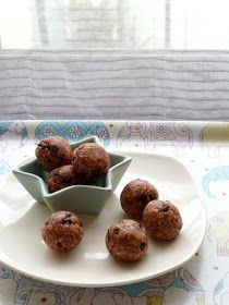 Do you speak vegan ? : Energy balls (Oh She Glows)