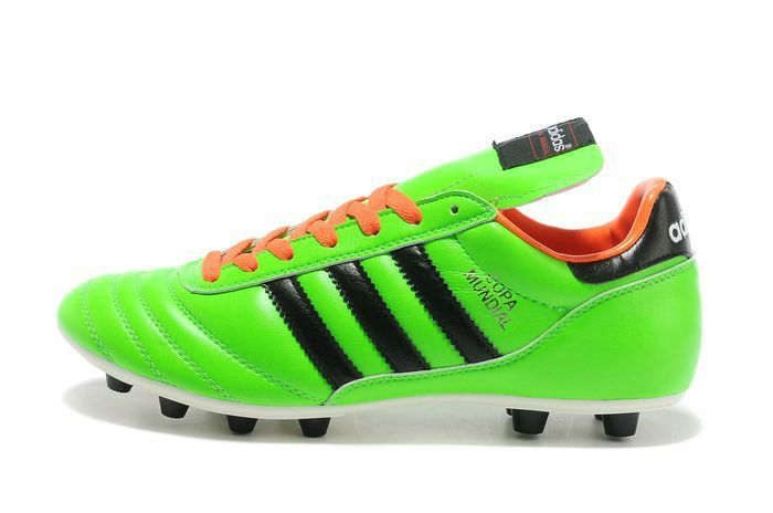c189e14df Adidas Copa Mundial Firm Ground Sg Soccer Shoes Peach green black orange