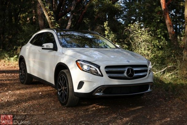 2015 Mercedes GLA 250 Review (With Video)