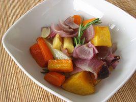 SOSCuisine: Légumes rôtis