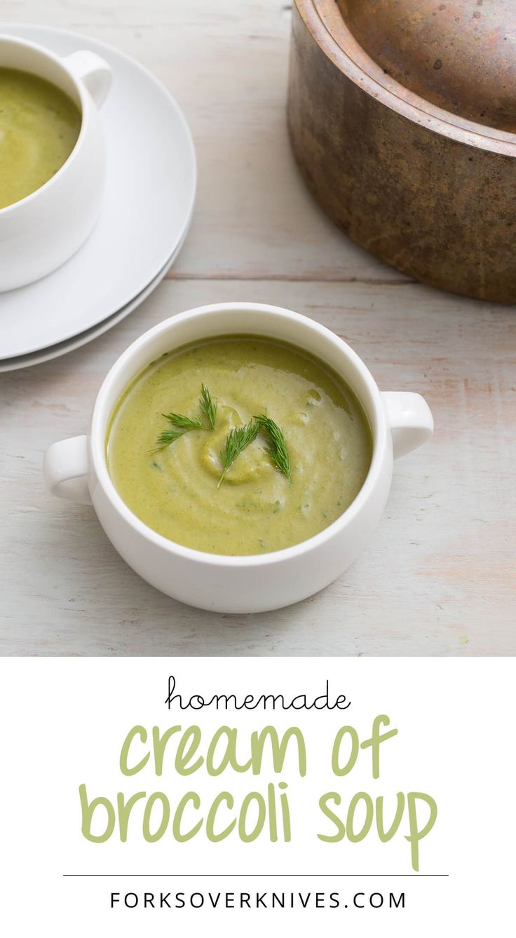 Cream Of Broccoli Soup Recipe With Coconut Milk Recipe — Dishmaps