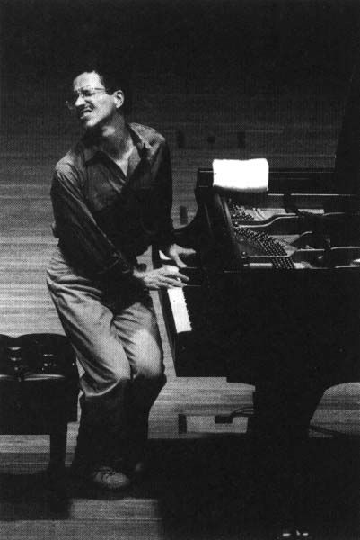 Keith Jarrett - best improv pianist