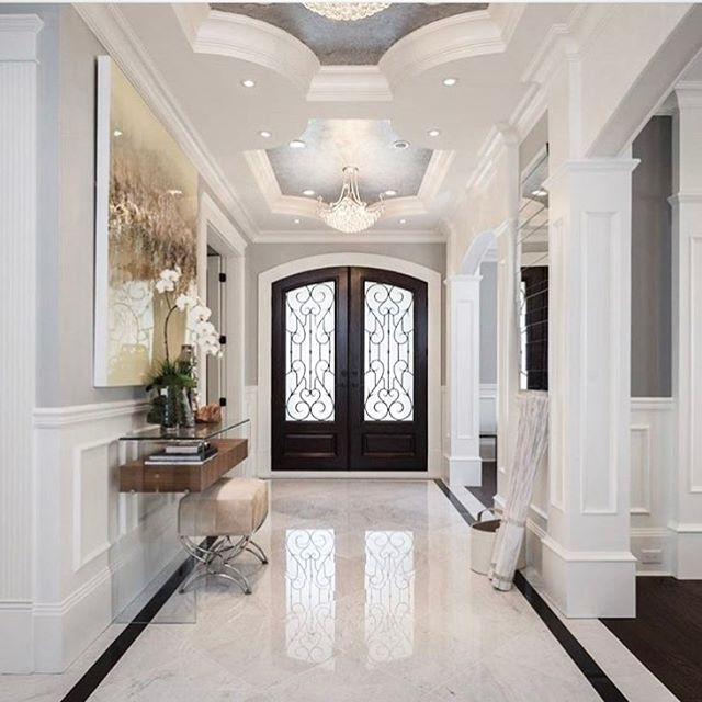 Classic Entrance Halls 10 Best: Best 25+ Marble Foyer Ideas On Pinterest