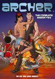 Archer: Season 2 [2 Discs] [DVD]