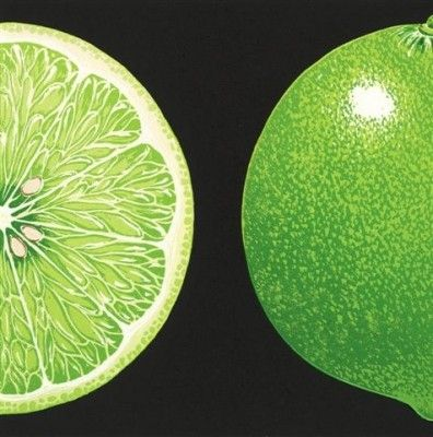 curtisa - lime 2012 150 x 150mm