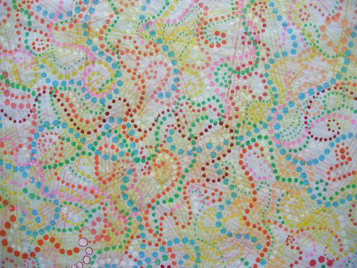 fabric paint on cotton