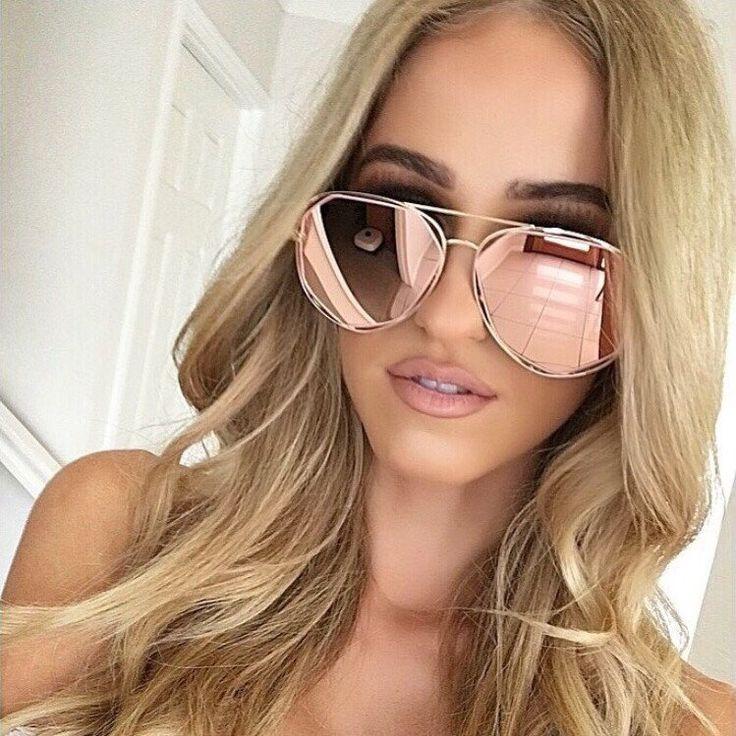 Aviator Polarized Sunglasses For Women Christmas Gift Ideas Her