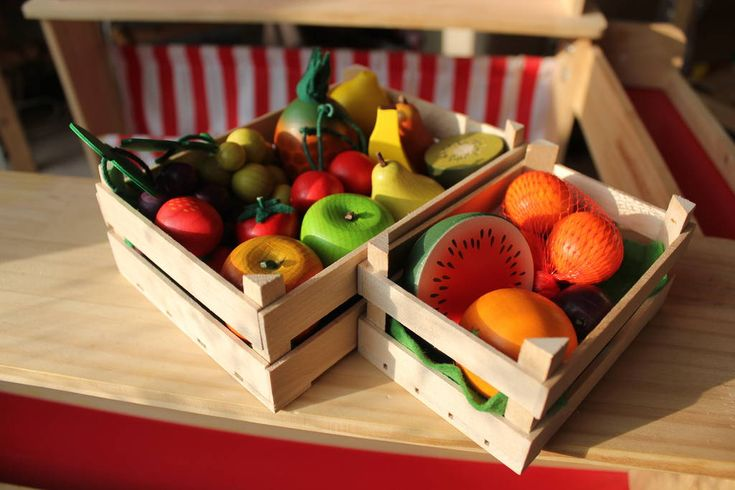 Are you interested in our Wooden play food? With our Play shop kitchen you need look no further.