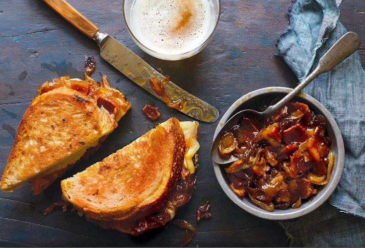 Oh Snap! It's A Bacon Marmalade Recipe