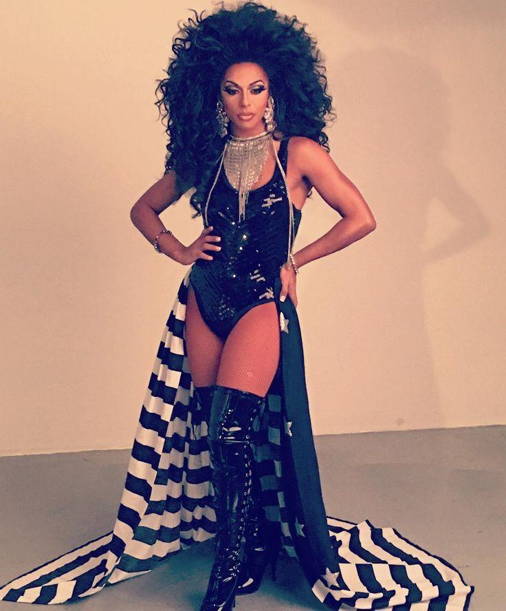 Shangela Laquifa Wadley • RuPaul's Drag Race • Season 2 and 3