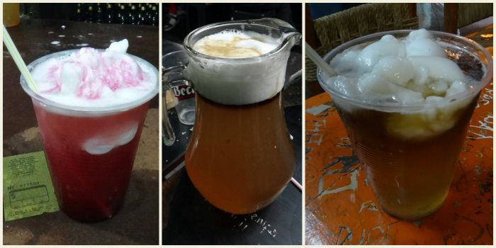 If you got Chile, you MUST have a terremoto. La Piojera is definitely the place to have a drink and experience Chilean culture. http://undertheyewtree.com/index.php?cID=253 #traveltips #southamerica #backpacking #santiago