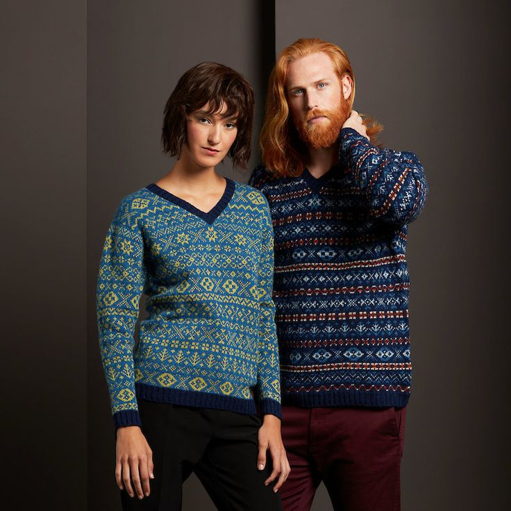 1142 best Knit: Fair isle images on Pinterest | Knit patterns ...