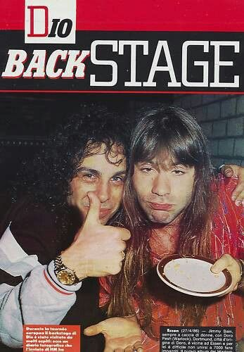 Legends: Ronnie James Dio & Bruce Dickinson