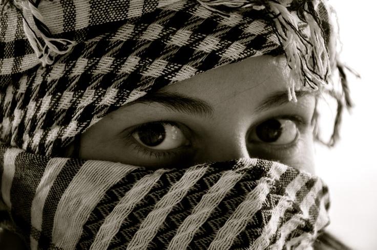 Occhi arabi