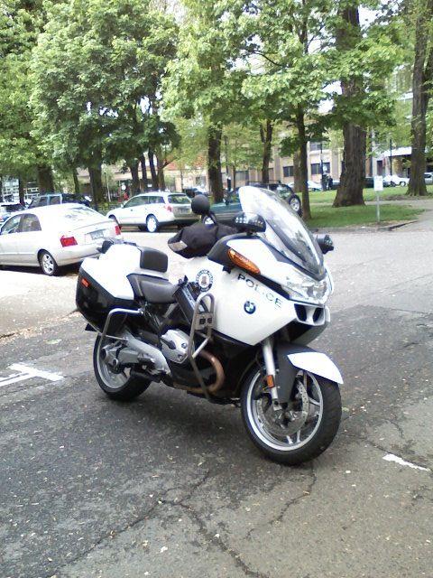 bmw police motorcycle portland oregon | police vehicles