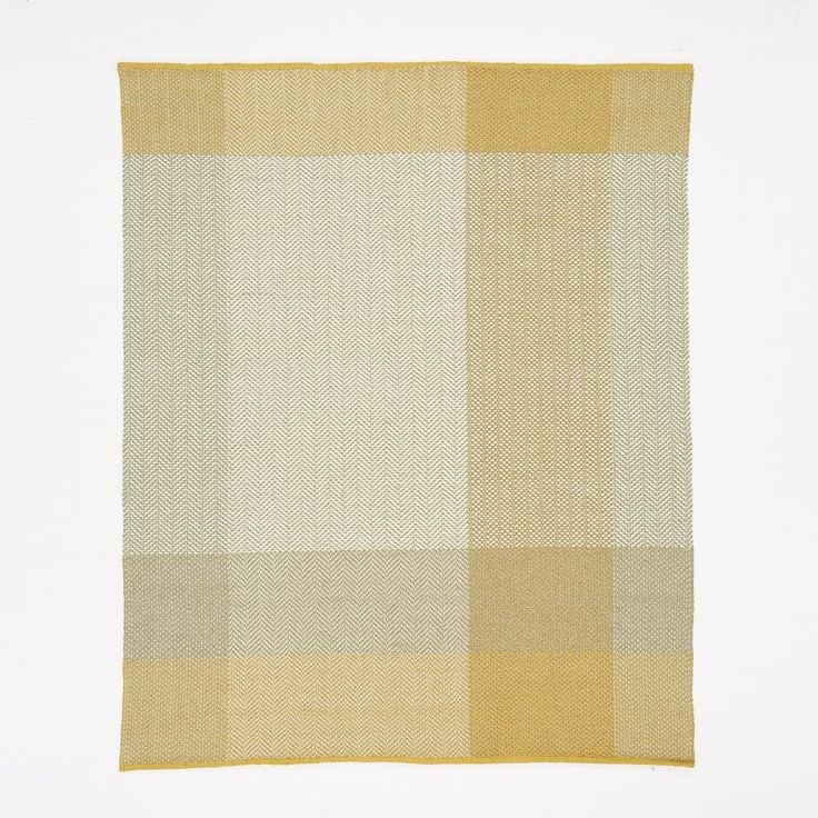 Margo Selby Balanced Weave Wool Rug