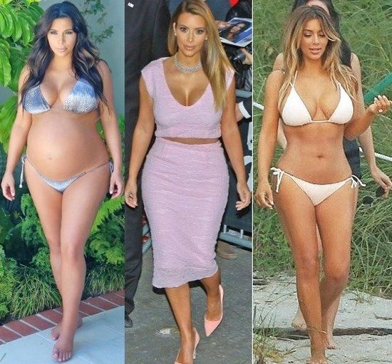 best celebrity weight loss before after