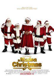 A Madea Christmas Poster