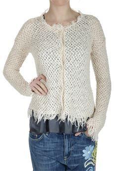 #Jucca #rebecca in cotone #bforeshop #moda #donna #woman #fashion #SS2015 #maglia #maglieria