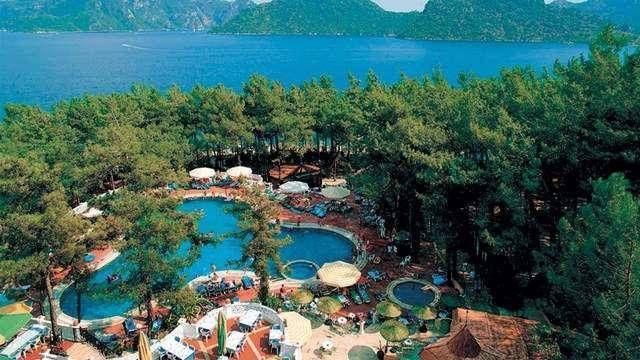 Grand Yazici Marmaris Palace 5* Лучшие отели в Мармарисе для отдыха с детьми