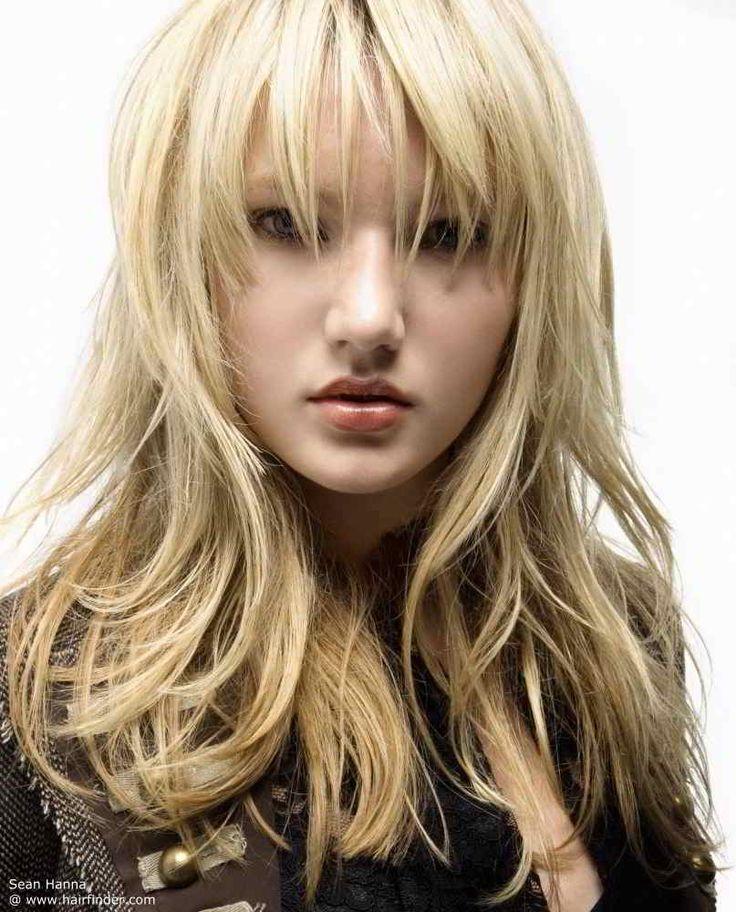 Sensational 1000 Ideas About Rocker Hairstyles On Pinterest Cute Girls Short Hairstyles Gunalazisus