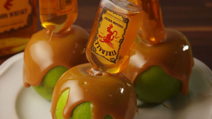 Fireball Apples Are Here To Rock Your Fall  - Delish.com