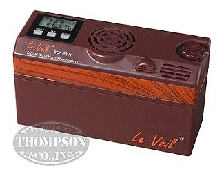 Gel isn't cutting it for my small 25 cigar box. Wanting to upgrade to this Le Veil Dch-12v1 Digital Cigar Humidifier - Thompson Cigar