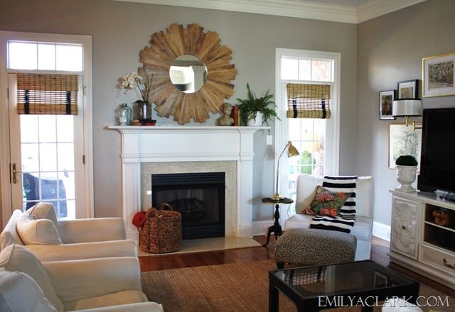 33 Best Window Dressing Images On Pinterest Bamboo Shades Living Rooms And Window Coverings