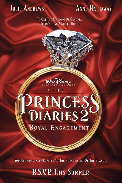 Watch The Princess Diaries 2: Royal Engagement (2004) Full Movie HD Free Download