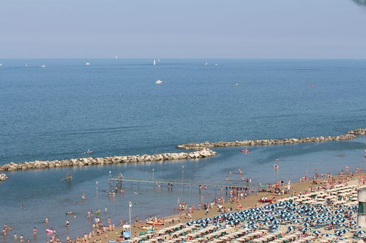 #panorama #Bellaria #Adratico #mare #spiaggia